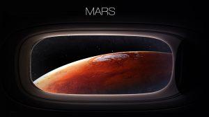 Mars - Beauty of solar system