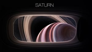 Saturn - Beauty of solar system