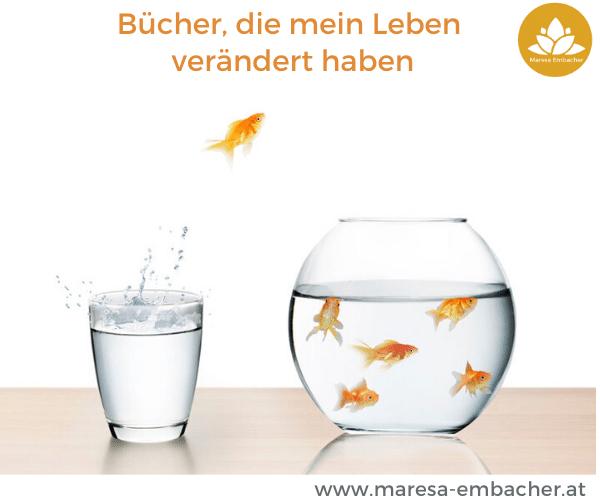 Bücher, die mein Leben verändert haben - Maresa Embacher