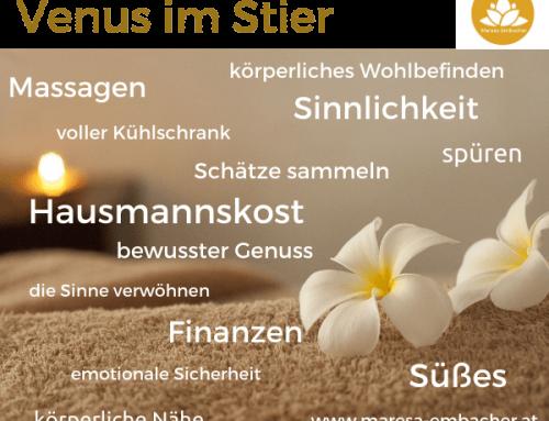 Astrologie: Venus im Stier – ab 14. April 2021