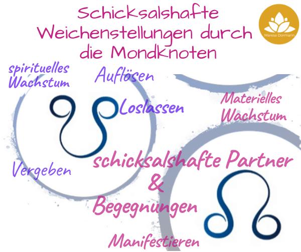 Astrologie Mondknoten Rahu in Zwillinge -Maresa Embacher