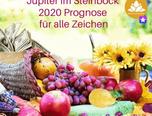 Astrologie: Jupiter im Steinbock – Horoskop für alle 12 Zeichen 2020