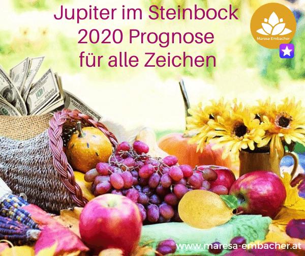 Jupiter im Steinbock Maresa Embacher
