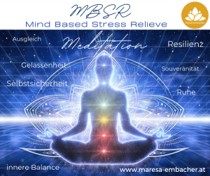MBSR Meditation - Maresa Embacher