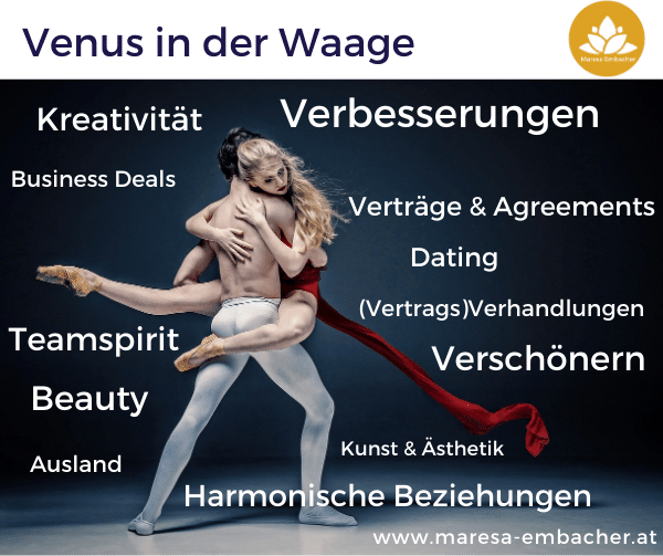 Venus in der Waage- Maresa Embacher