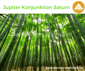 Jupiter Konjunktion Saturn - Maresa Embacher