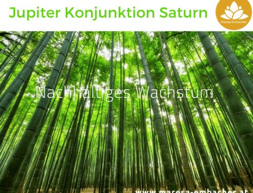 Astrologie: Jupiter Konjunktion Saturn – Manifestation 2020