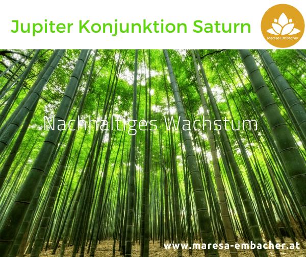 Jupiter Konjunktion Saturn - Maresa Embacher