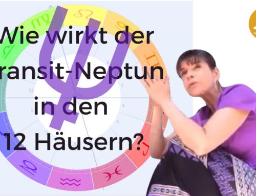 Astrologie: Neptun in den 12 Häusern