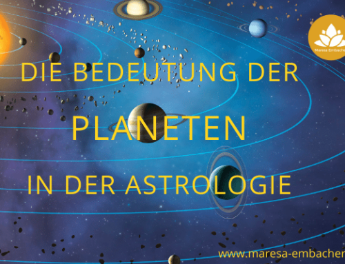 Astrologie für Anfänger – die Planeten und ihre Bedeutung